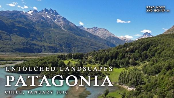 Unknown Patagonia - A journey trough untouched landscapes, January 2016