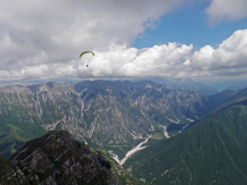 Antofaya Expeditions - Slovenia 2012 - The Joy of XC - Paragliding